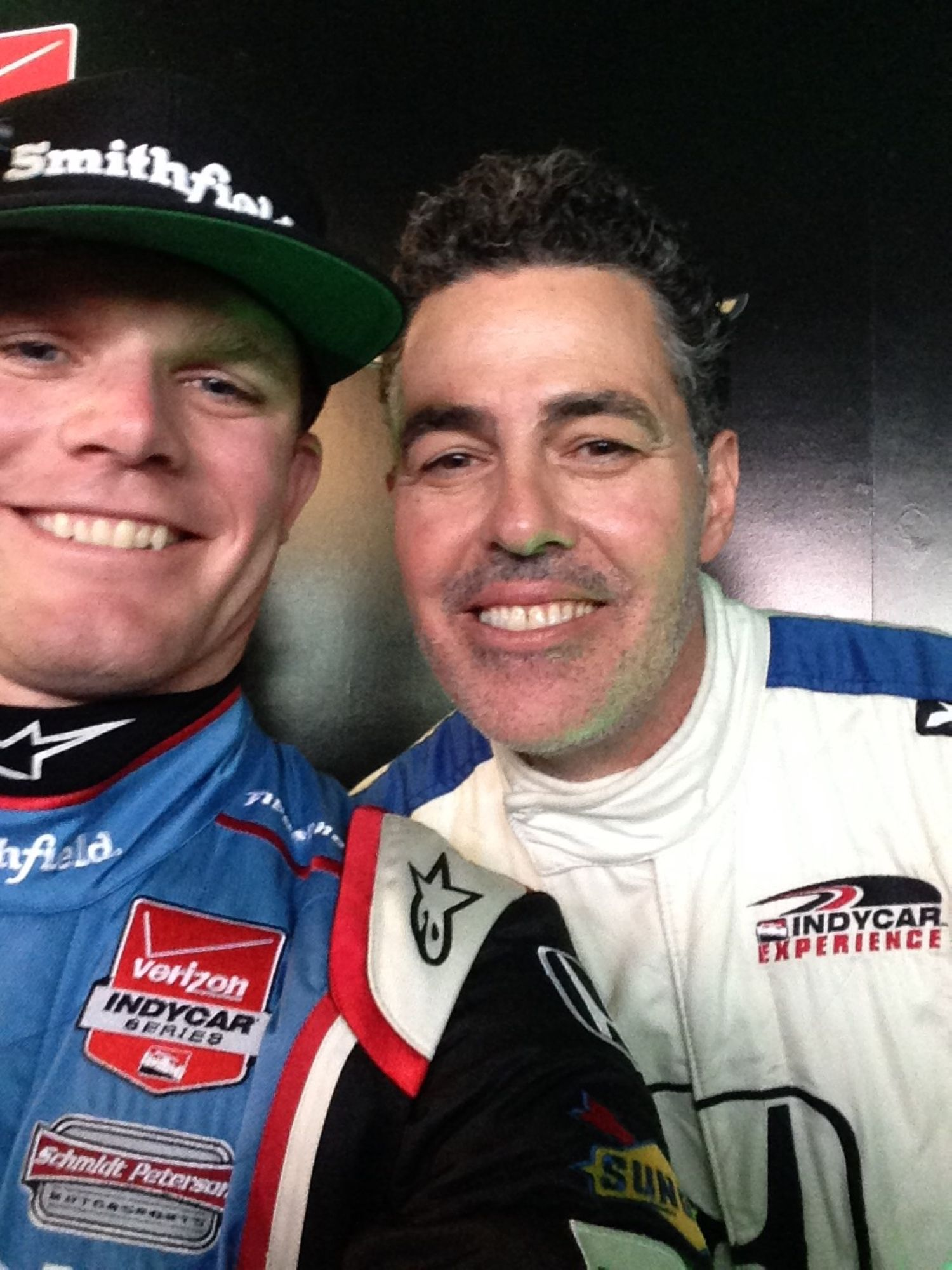 Daly and Carolla