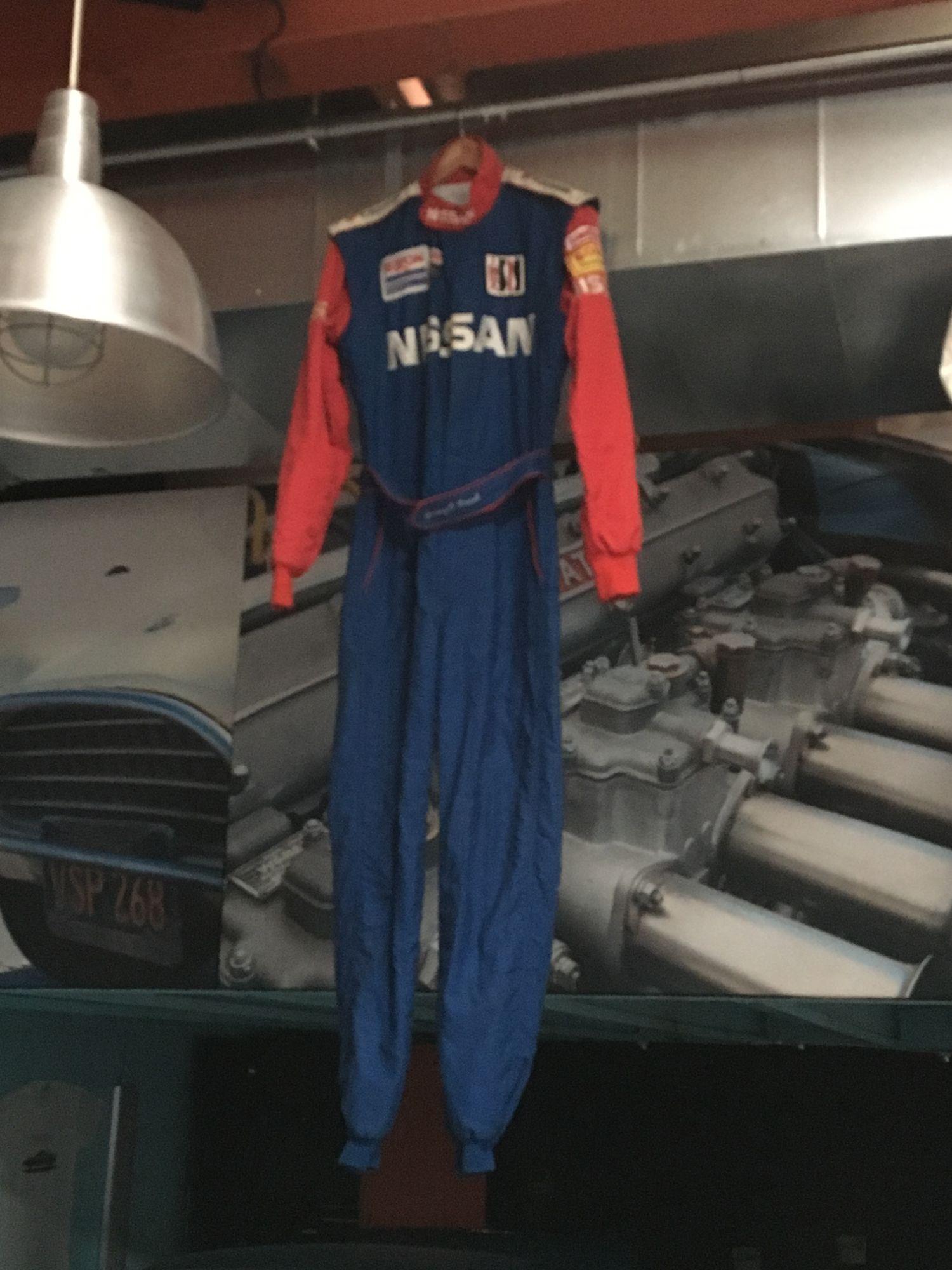Nissan Firesuit
