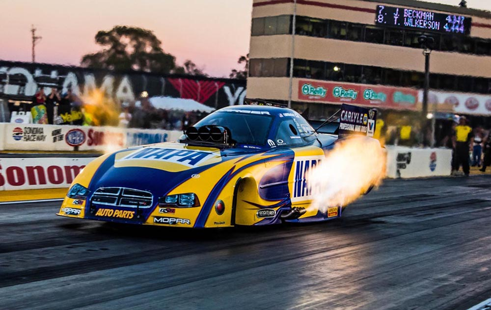 ron capps funny car
