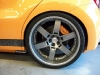 Scion\'s custom wheel