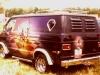 Cool Custom Van