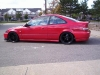 Another Slammed Civic