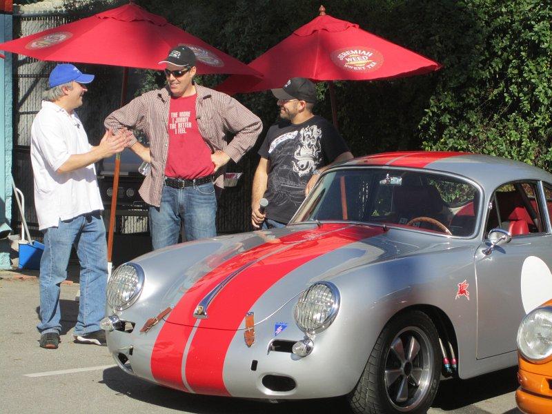 Marco Gerace Porsche 1963 356T6V Outlaw Car