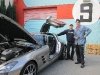 Carolla, Ganz and the Mercedes AMG SLS