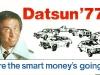 Maxwel Smart Datsun
