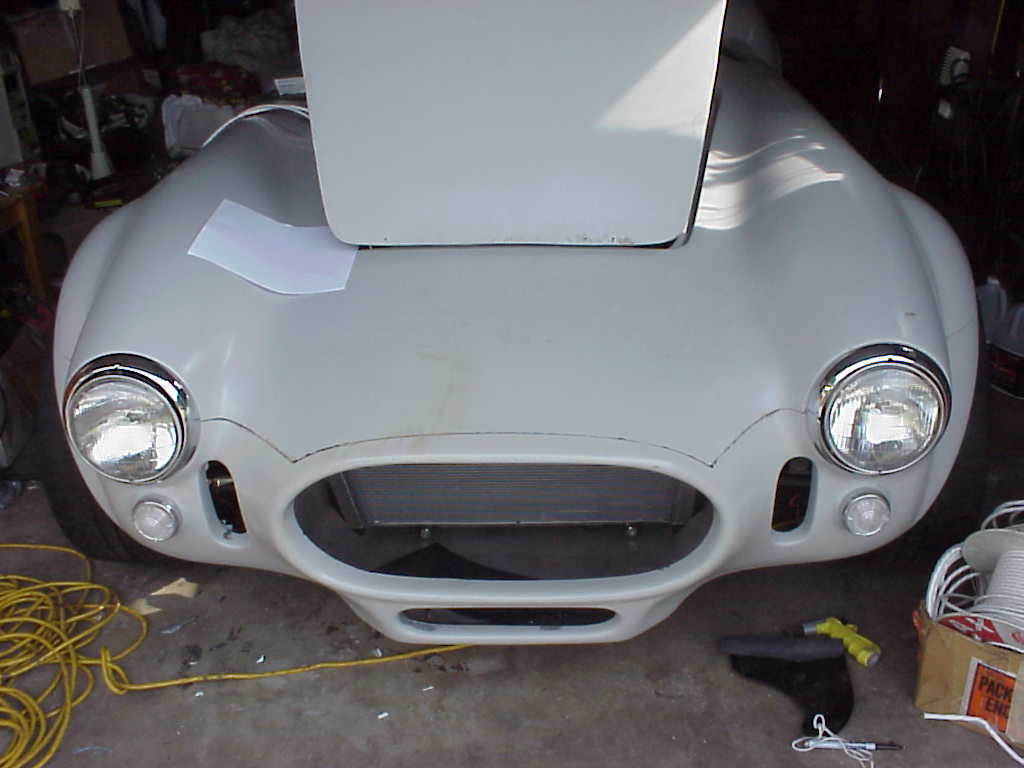 Cobra Front - Under Construction