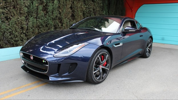 Podcast Your Questions Jaguar F Type Coupe