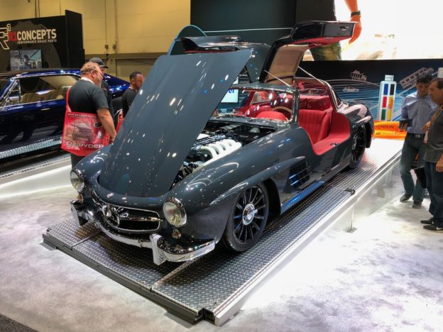 podcast dave kindig on his sema gullwing build jaguar i pace